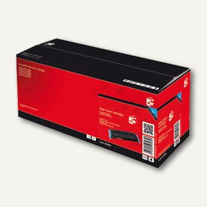 officio Lasertoner schwarz ersetzt HP Q2610A, ca. 6.000 Seiten, schwarz, Q2610A
