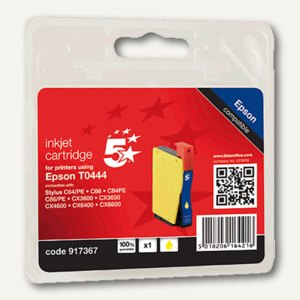 Tintenpatrone für Epson T0444 gelb