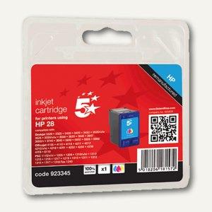 officio Tintenpatrone für HP C8728A color, 24 ml