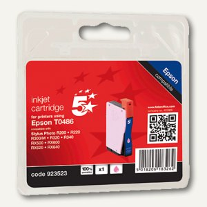 officio Tintenpatrone für Epson light magenta T048640, 13 ml, 923523