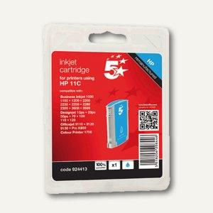 officio Tintenpatrone für HP C4836A cyan, 28 ml, 924413