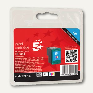 officio Tintenpatrone für HP Nr. 344 Color C9363EE, 21 ml