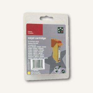 officio Tintenpatrone, gelb, kompatibel zu Canon CLI8Y, 13 ml, 927061