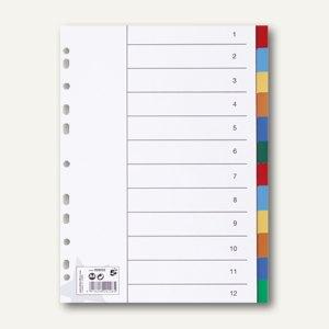 Register blanko DIN A4