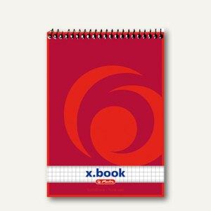 Spiralnotizblock x.book