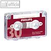 Details zu Philips Minikassette, 2 x...