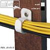 Details zu Dataflex Kabel-Klettversc...