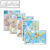 Details zu Stiefel Landkarten, rahme...