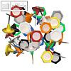 Details zu Alco Indikator-Pins mit b...