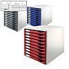 Details zu LEITZ Schubladenboxen For...