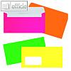 Details zu Briefhüllen NEON FLASH i...