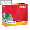 Details zu imation DVD-R Rohlinge, 4...