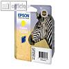 Details zu Epson Tintenpatrone, gelb...