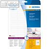 Details zu Herma Dia-Etiketten, A4 4...