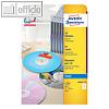 Details zu Zweckform Inkjet CD-Etike...