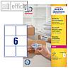 Details zu Versandetiketten f. Paket...