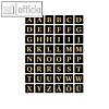 Details zu Herma Buchstaben, 13x13mm...