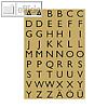 Details zu Herma Buchstaben, 13x12mm...
