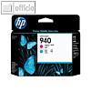 Details zu HP Druckkopf Nr.940, cyan...