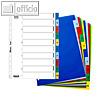 Details zu Elba Kunststoff-Register,...