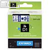 Details zu Dymo D1 Etikettenband , 1...