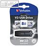 Details zu Verbatim USB-Stick V3, US...