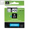 Details zu Dymo D1 Etikettenband, 9 ...