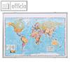 Details zu Weltkartentafel politisch...