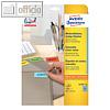 Details zu Zweckform Neon-Etiketten,...
