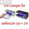 Details zu Safescan UV-Ersatzlampe f...