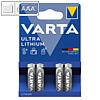 Details zu Varta Batterie LITHIUM, M...