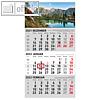 Details zu 3-Monatswandkalender, 24 ...