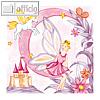 Details zu Dekorservietten Fairy Tal...
