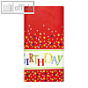 Details zu Motiv-Tischdecke Happy Bi...
