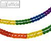 Details zu Großraumgirlande Rainbow...