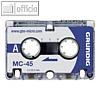 Details zu Grundig Micro-Kassette MC...