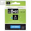 Details zu Dymo D1 Etikettenband, 19...