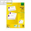 Details zu Sigel PC-Visitenkarten, 2...