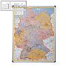 Details zu Deutschlandkarte, Postlei...