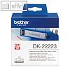 Details zu Brother DK Etiketten, End...